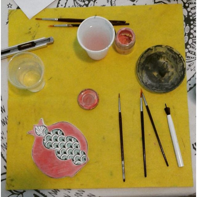 Pomegranate (Mini Project)