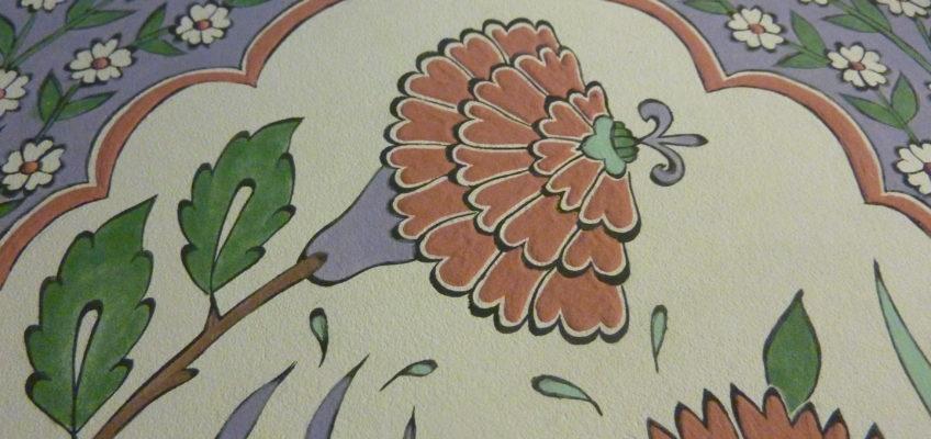 The Story of İznik Çinisi (Turkish ceramics) – Part 2 – The loss of an artform…