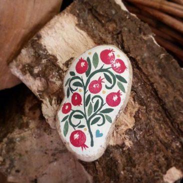 Mini project: Pomegranate Tree